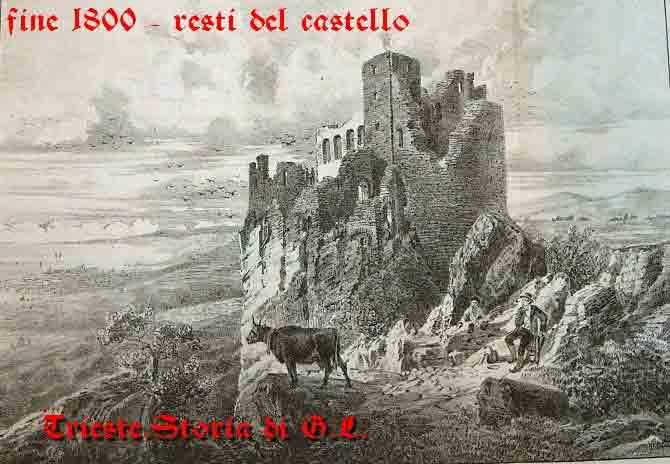 san servolo castle