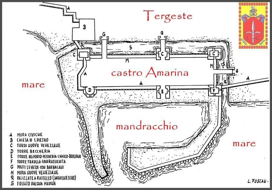 castle amarina trieste