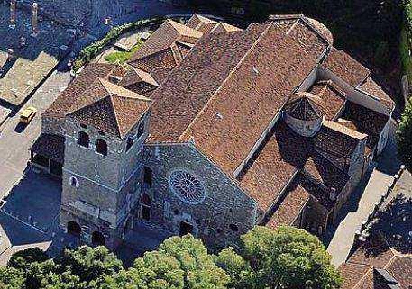 Le Campane Di San Giusto.Cattedrale San Giusto
