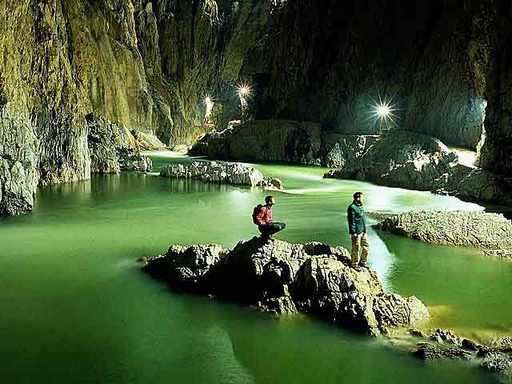 grotta san canzian